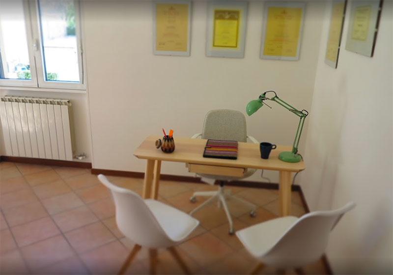 Psicologa Molteni studio