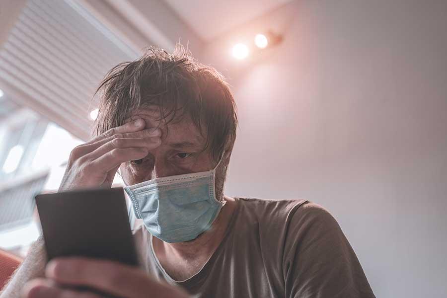 Come gestire ansia e stress dopo il coronavirus sapere le cause