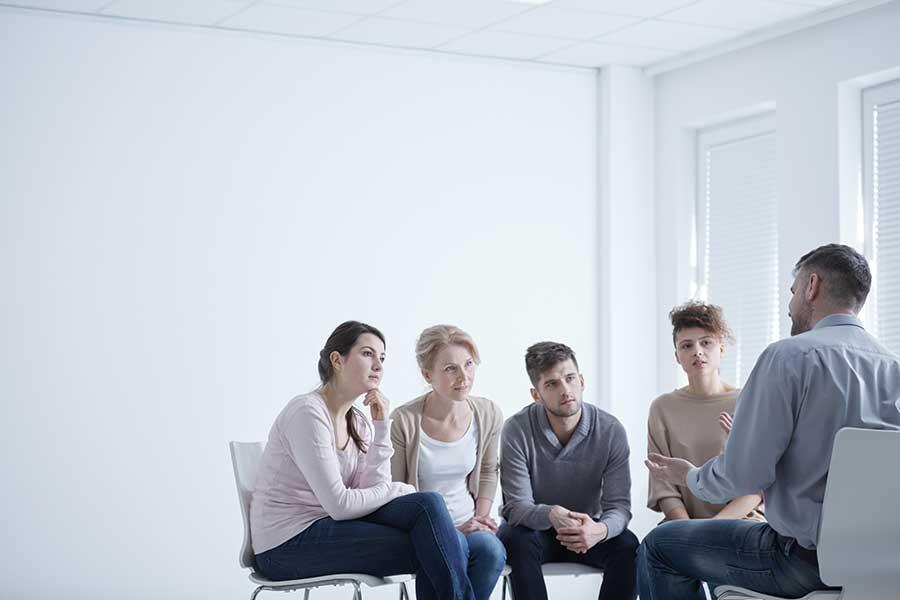 Test ansia sociale terapia