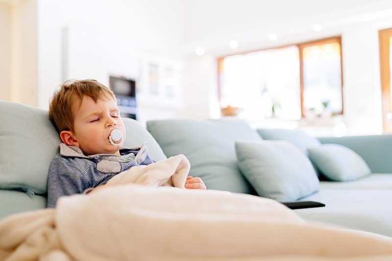 Gli effetti psicologici della pandemia COVID nei bambini