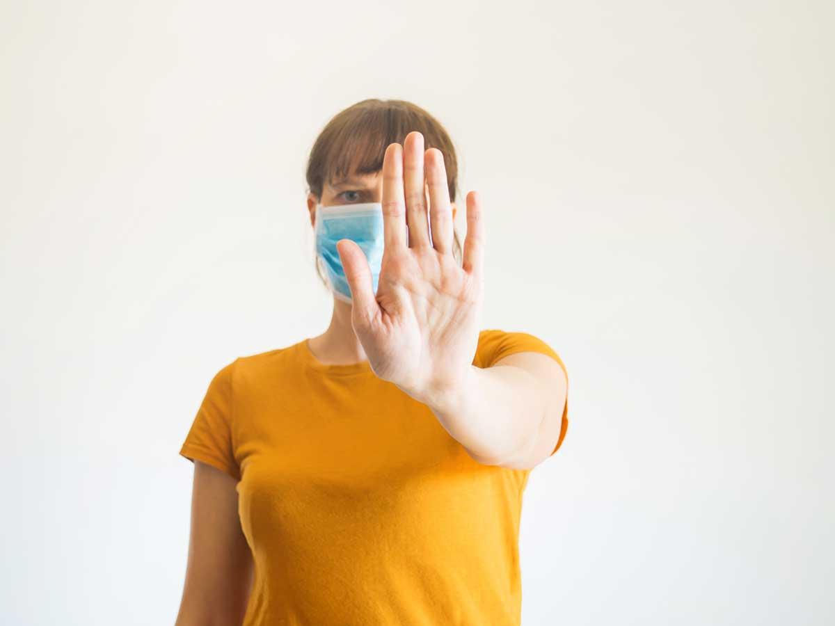 come gestire l'ansia post tampone nasofaringeo